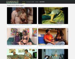 Nagyi pornó videók